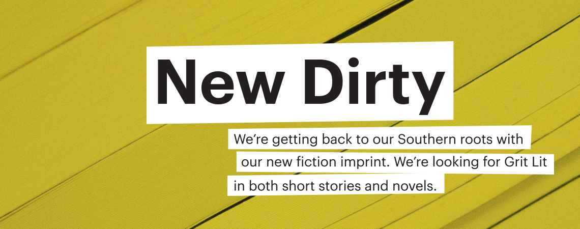 New Fiction Imprint: New Dirty