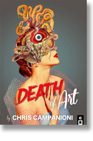 Death of Art - Book cover