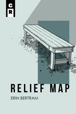 Relief Map Front Cover