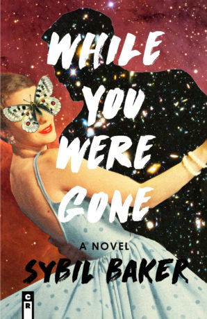 While You Were Gone Sybil Baker Front Cover